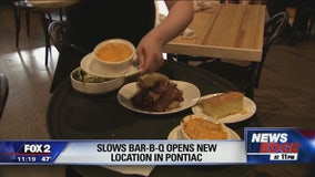 Slows Bar BQ's Pontiac location now open