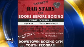 Celebrity bartending at Dino's to raise funds for youth boxing program Oct. 19