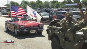 Army's 2nd Annual Cruisin' at the D