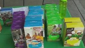 UPDATE: After misunderstanding, Girl Scouts allowed to sell cookies outside Walled Lake pot dispensary