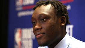 WATCH: Detroit Pistons take Sekou Doumbouya 15th overall in the NBA Draft