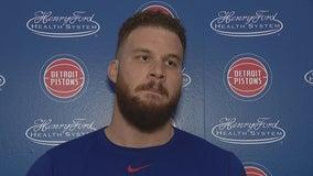 Blake Griffin returns for Pistons in Game 3 against Bucks