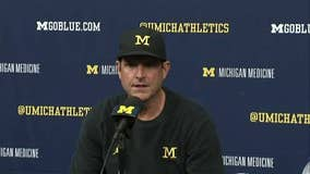 Harbaugh hires Nua, completes staff for 5th year at Michigan