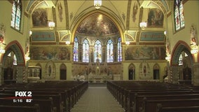 Detroit Archdiocese suspending mass until April 6