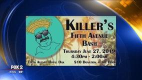 Killer's Fifth Avenue Bash in honor of Tom Kowalski June 27