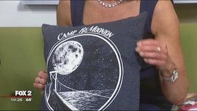 How to make a T-shirt pillow