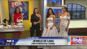 Wedding Looks with Jewels of Lara