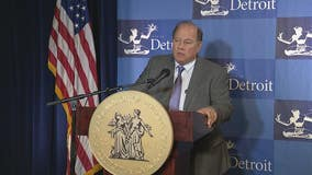 Detroit Mayor invited to take part in Oval office meeting with President Biden