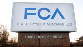 Fiat Chrysler ceasing production at North American plants amid coronavirus outbreak