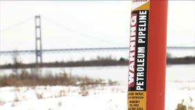 Gov. Whitmer takes legal action to shut down Enbridge pipeline inStraits of Mackinac