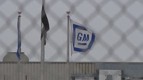 GM 3Q profit falls 7% as UAW strike cuts production