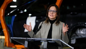 GM CEO Mary Barra secretly met with UAW amid concerns negotiations had stalled