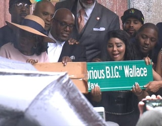 Street Renamed For Rap Legend Notorious B I G Fox 2 Detroit