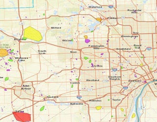 DTE: 28,000 without power in SE Michigan from high winds ...