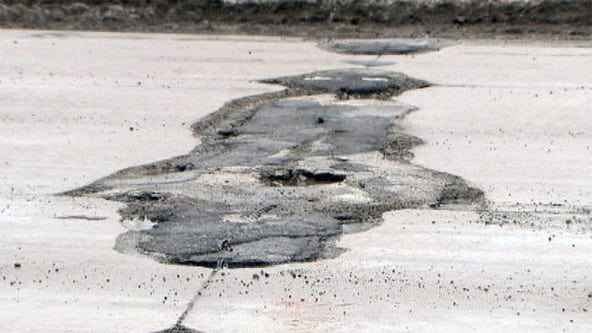 How to report a pothole in Michigan