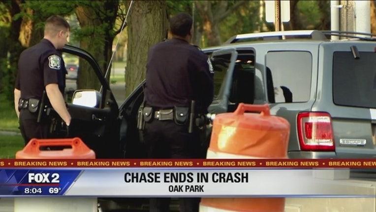 18-year-old takes grandma's car on joyride, police chase_1464360177610.jpg