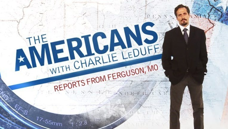Charlie LeDuff on the streets of Ferguson as 'no indictment' is announced