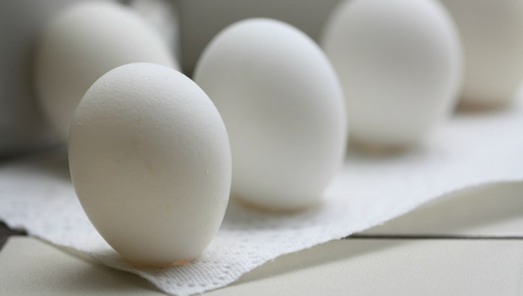 Eggs stock photo by John Morgan via Flickr-404023