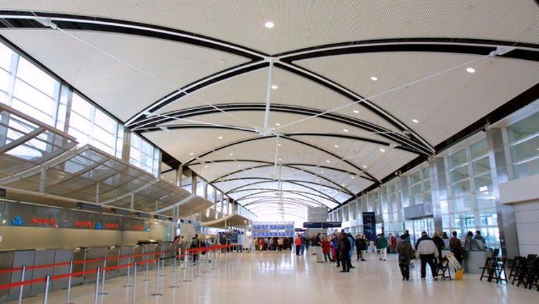 Detroit Metro Airport getty image