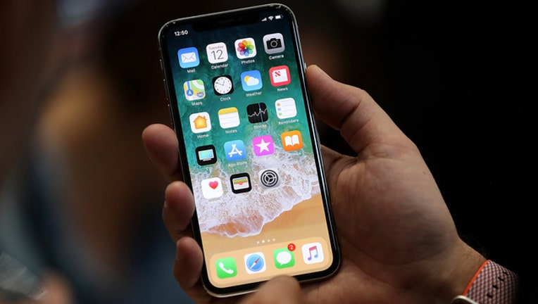iphone X getty image 3.9.18