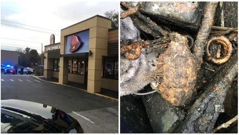 Grenade found at Taco Bell-404023