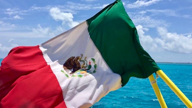 Mexican flag-402970
