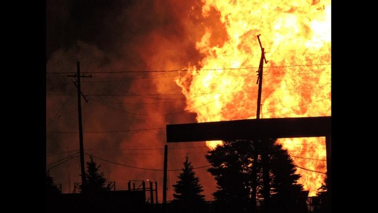 Melvindale explosion courtesy Henry Strange 4_1467461173681.JPG