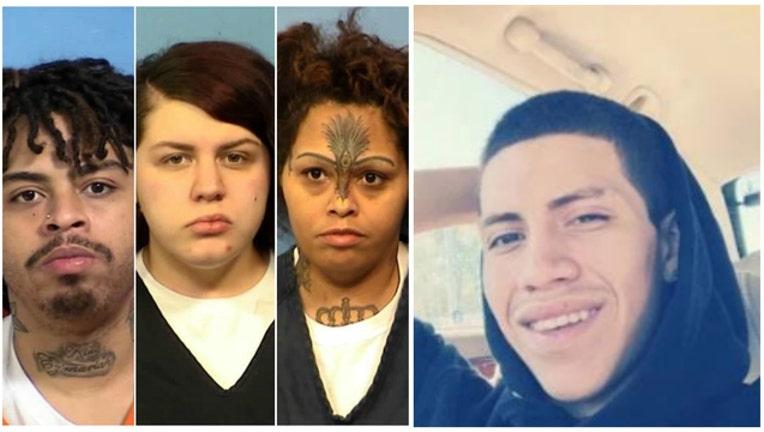 Naperville murder suspects and their victim-404023