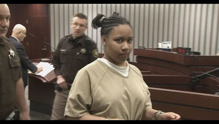 a2435915-Teen gets life for stabbing disabled mom 120 times on Christmas Day
