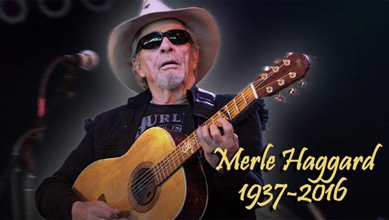 Merle Haggard-401385