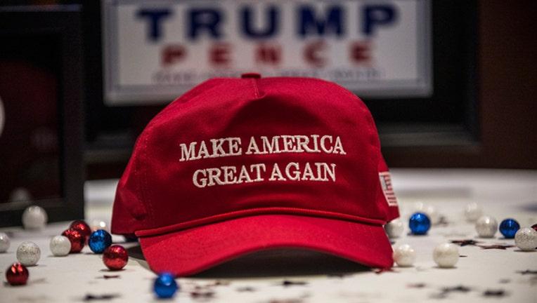 Make America Great Again hat-401720