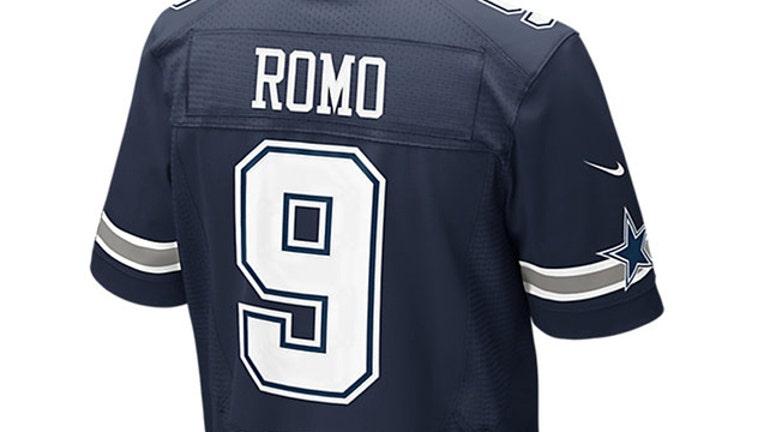 Tony Romo Jersey-409650
