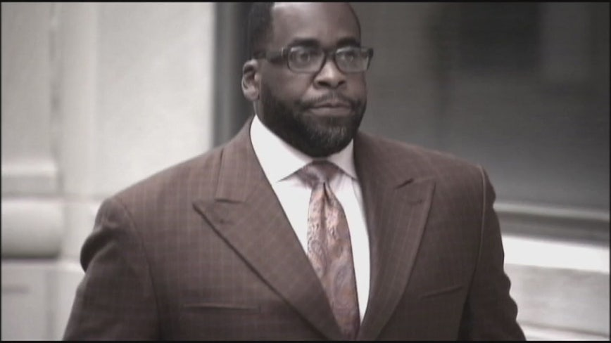 State rep plans to hand deliver pardon letter for Kwame Kilpatrick to Pres. Trump