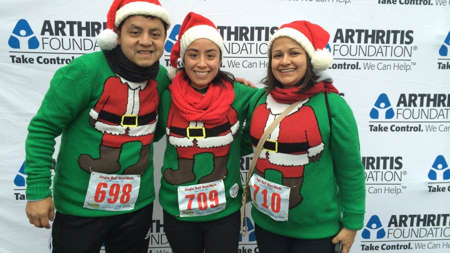 Jingle Bell Run and Walk