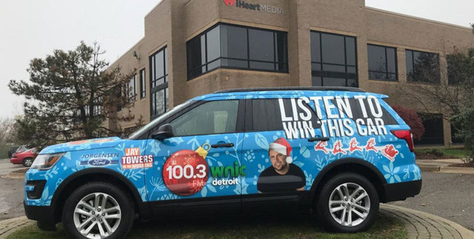100.3 WNIC says the Christmas music will start this week