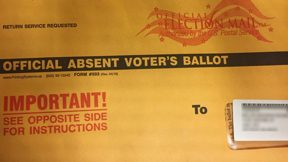 Secretary Of State Mailing Every Michigan Voter Absentee Ballot Application For 2020 Elections