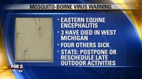 EEE explained: 3 dead in Mich. of mosquito-borne virus