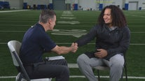Miller goes one-on-one with Jahlani Tavai