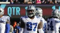 Cowboys waive pass rusher from Michigan Taco Charlton, 2017 1st-round pick