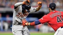 Indians take Tigers for 17th straight time