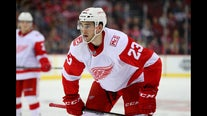 Red Wings re-sign Turgeon to 1-year deal