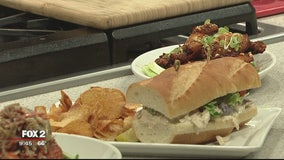 Firebird Tavern makes BLT panzanella salad