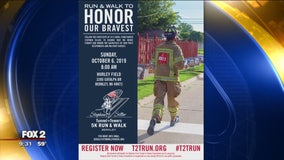 """Tunnel To Towers"" 5K in Berkley"