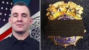 NYPD officer shot and killed during struggle with suspect