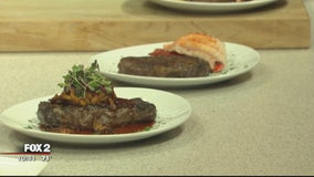 Making surf and turf with Fleming's Prime Steakhouse