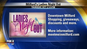 Milford's Ladies Night Out