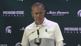 WATCH: Michigan State squeaks by Indiana 40-31
