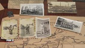 From telegrams to POW diary, veteran's vast collection heading to Belgium museum