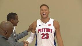 Hammond recaps Pistons media day