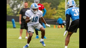 Tommylee Lewis 1 of 12 cuts announced by Lions